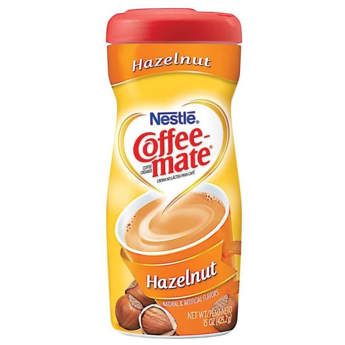 Nestle Hazelnut Coffee Mate