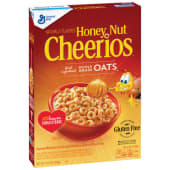 General Mills Honey Nut Cheerios Cereal 306g