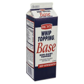 Rich's Whip Topping Base Cream