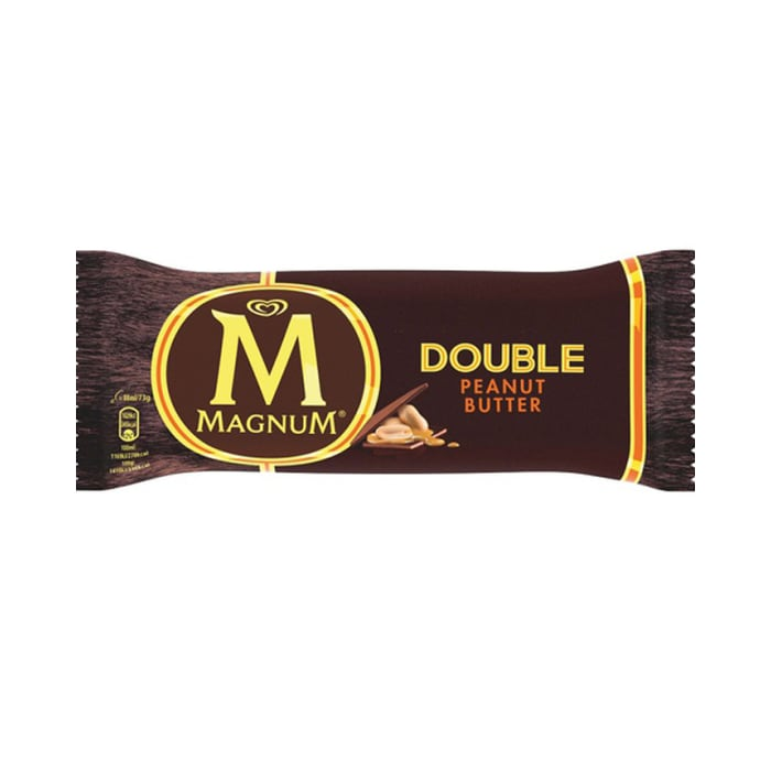 Magnum Double Peanut Butter Ice Cream