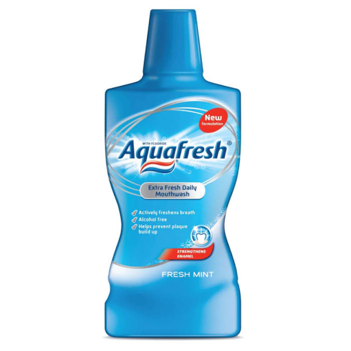 Aquafresh Daily Mint Mouthwash