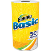 Bounty Kitchen Towel Roll Basic White