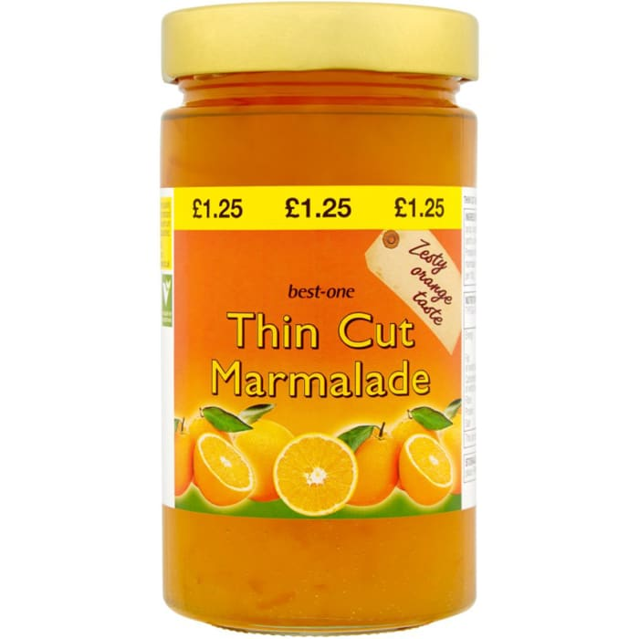 Best One Thin Cut Marmalade Jam