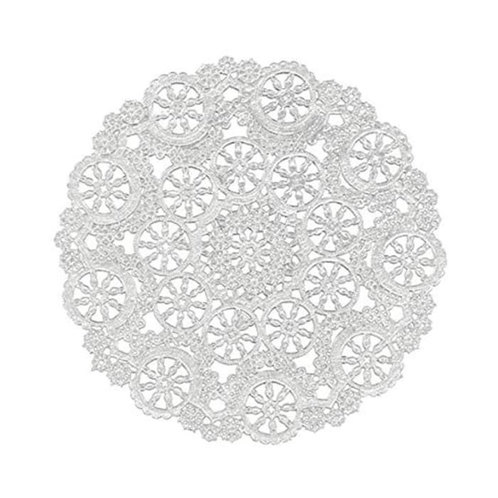 Hotpack Round Doilies 7.5 Inch