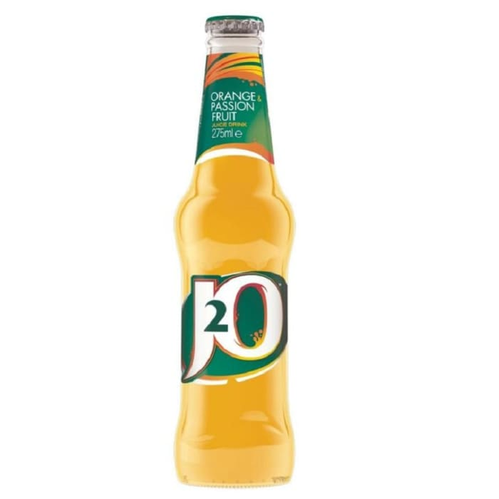 J2O Orange And Passion Fruit Juice Drink