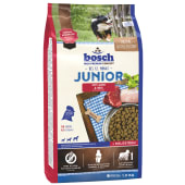 Bosch Dog Food Junior Mit lamn & Reis 1kg