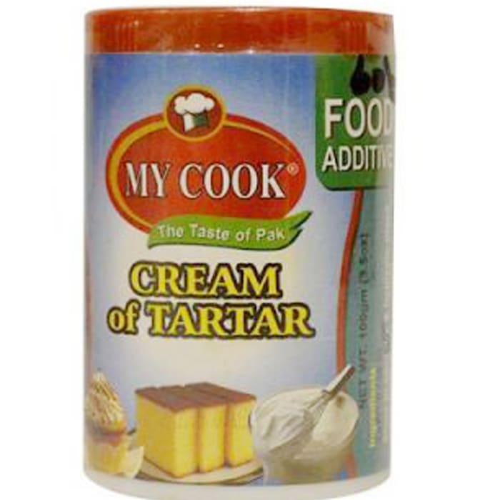 My Cook Cream of Tartar