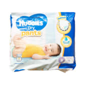 Huggies Diapers Dry Pants S-18