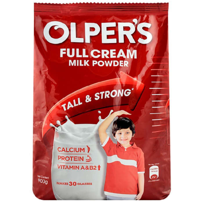 Olpers Full Cream Milk Powder 900 Grams