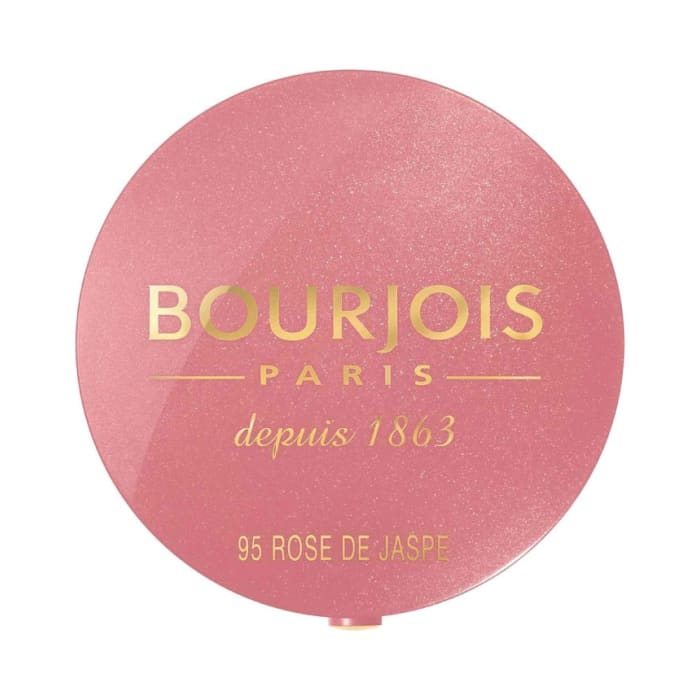 Bourjois Little Round Pot Blusher 095 Rose De Jaspe