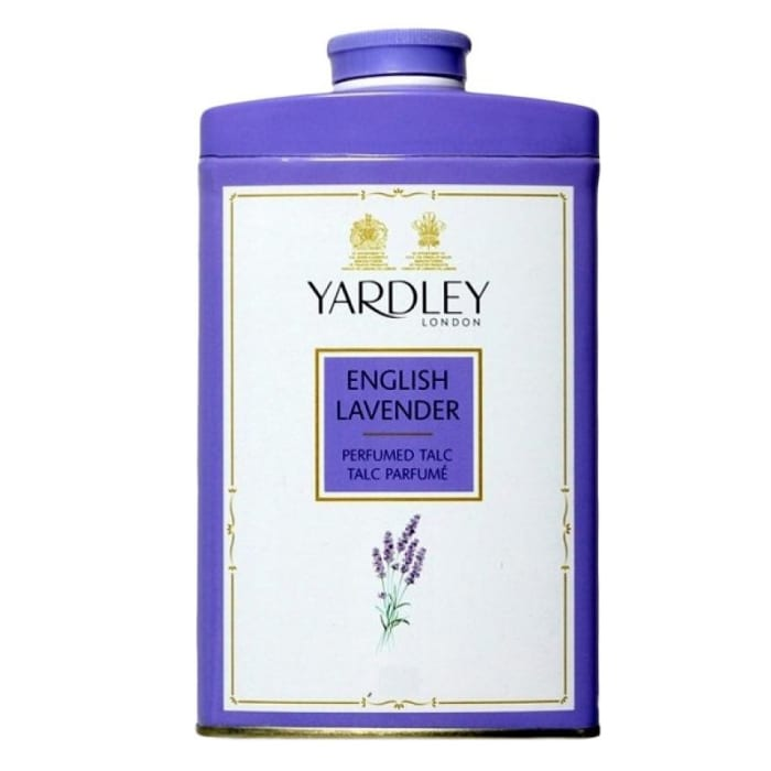 Yardley English Lavender Perfumed Talcum Powder