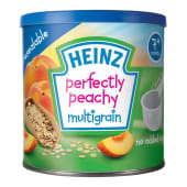 Heinz Perfectly Peachy Multigrain