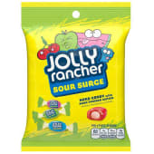 Jolly Rancher Sour Surge Hard Candy 42g