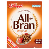 Kelloggs All Bran Cereals