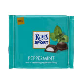 Ritter Sport Peppermint Chocolate