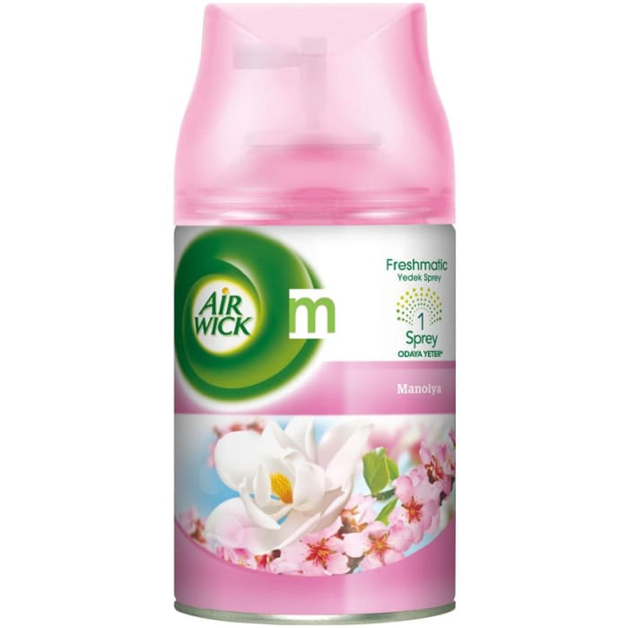 Air Wick Freshmatic Manolya Yedek Sprey