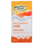 Meadow Fresh New Zealand Calci Max Milk 1 Litre