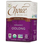 Choice Organic Oolong Tea