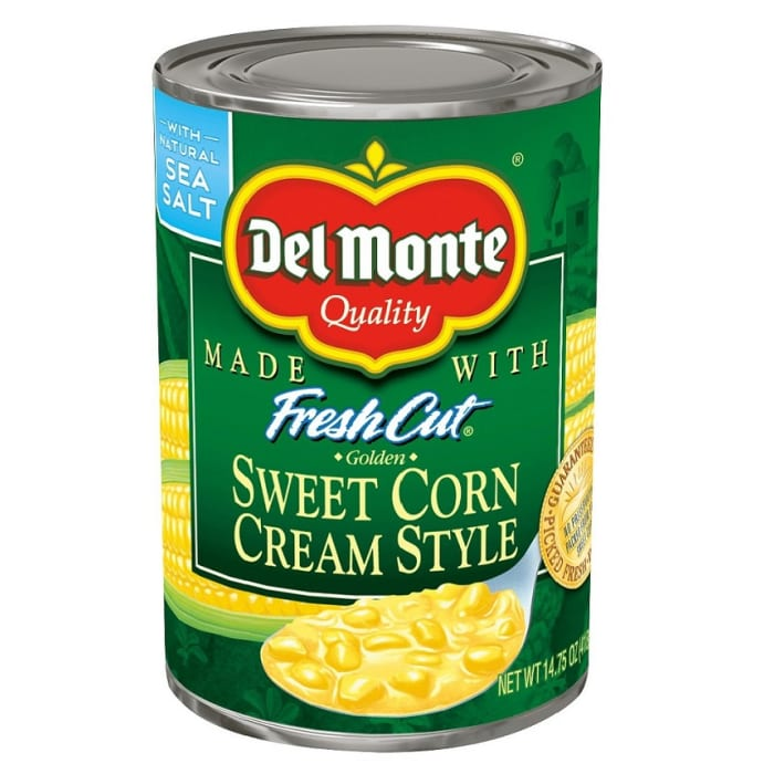 Del Monte Fresh Cut Sweet Corn Cream Style