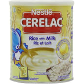 Nestle Cerelac Rice 6 M+