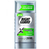 Right Guard Xtreme Fresh Antiperspirant Deodorant Invisible Solid Stick 73g