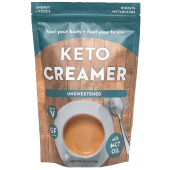 Keto Creamer Unsweetened with MCT Oil