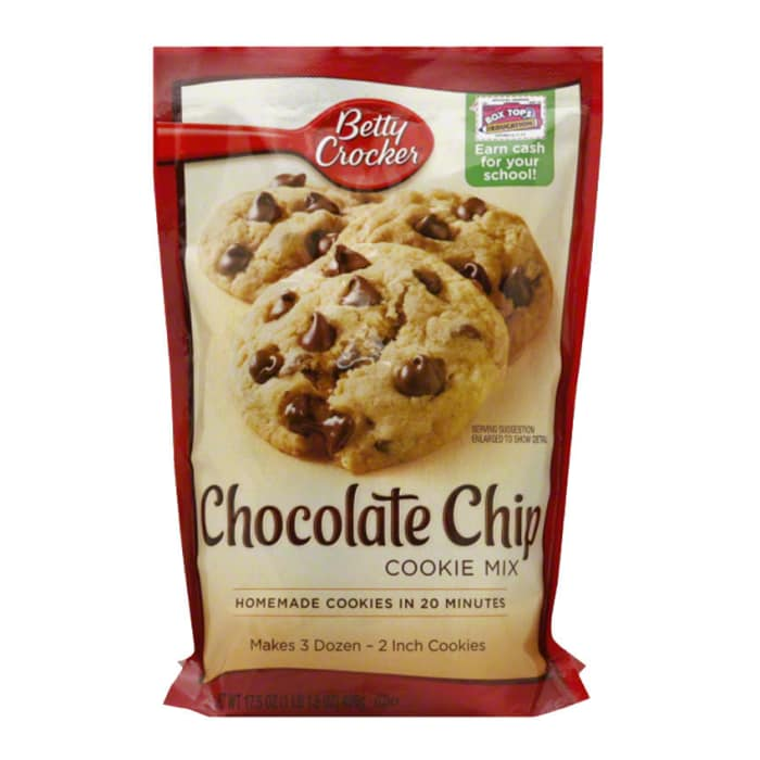 Betty Crocker  Chocolate Chip Cookie Mix