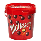 Maltesers Chocolate Bucket 400 Grams