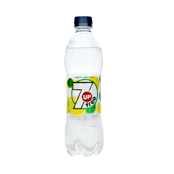 7UP Soft Drink Free
