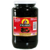 Figaro Sliced Black Olives