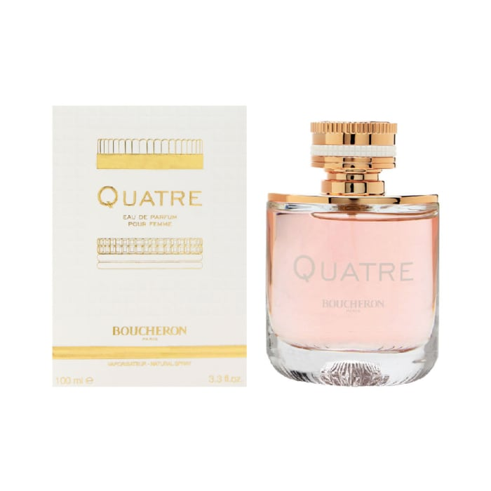 Boucheron Quatre Eau De Parfum Natural Spray for Women