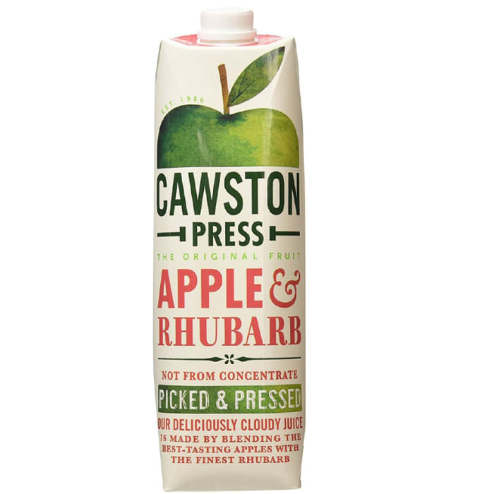 Cawston Press Apple and Rhubarb Juice
