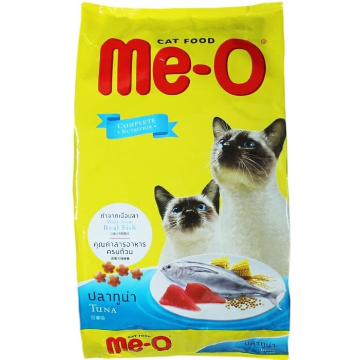 Me-O Cat Food Tuna
