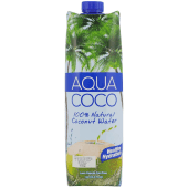 Aqua Coconut Water 1 Litre