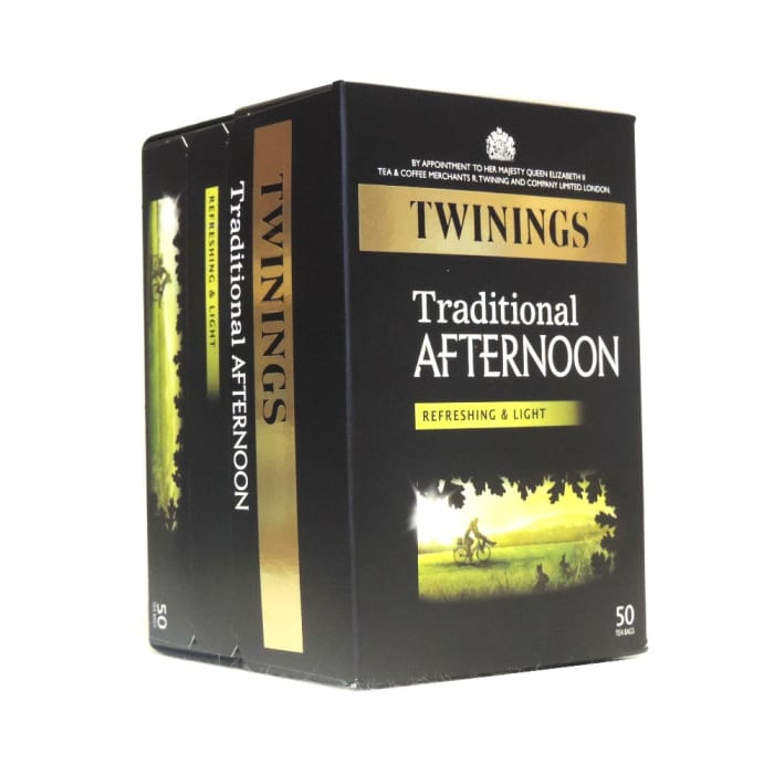 Twinings  Tea Traditional Afternoon