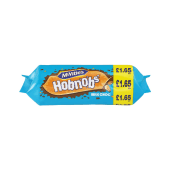McVitie's Hobnobs Milk Chocolate Cookies 262 Grams