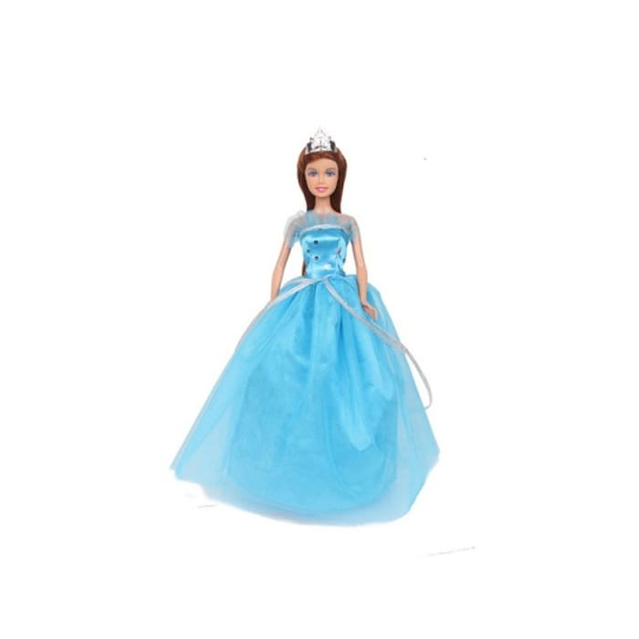 Defa Lucy Assorted Princess Doll 8292