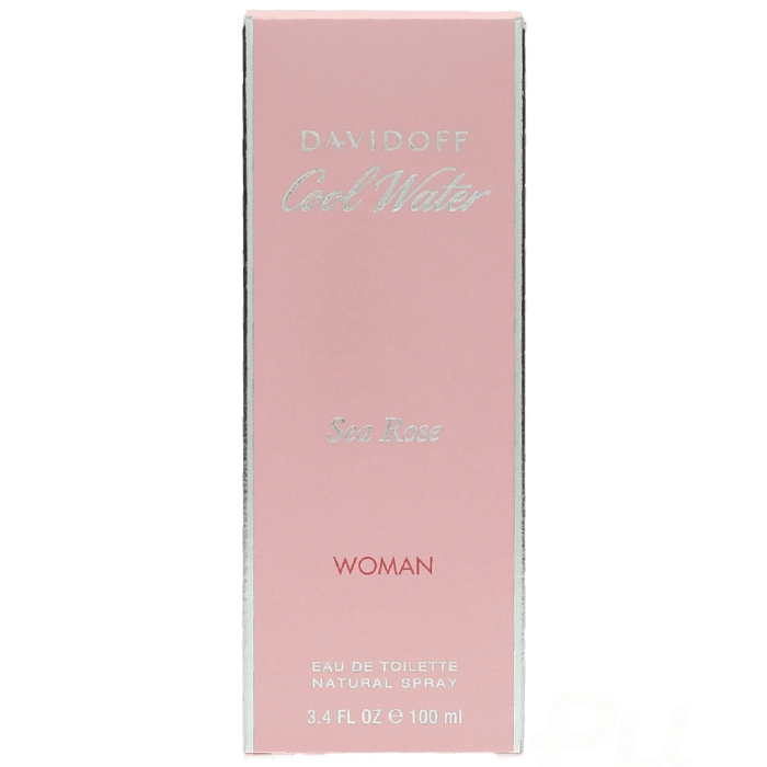 Davidoff Cool Water Sea Rose Eau De Toilette for Women 100ml