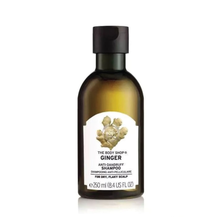 The Body Shop Ginger Scalp Care Shampoo