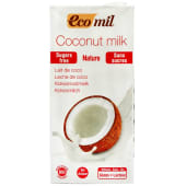 Ecomil Sugar Free Coconut Milk Nature Lactose Free