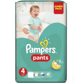 Pampers Pants Size 4