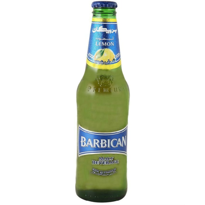 Barbican Soft Drink Lemon