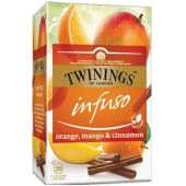Twinings Infuso Orange Mango Cinnamon 30g