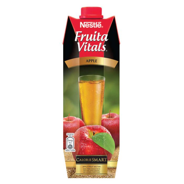 Nestle Fruita Vitals Nectar Apple