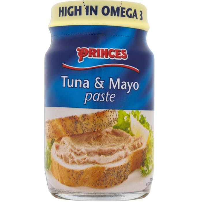 Princes Tuna And Mayonnaise Paste