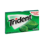 Trident Sugar Free Gum Spearmint 14 Sticks
