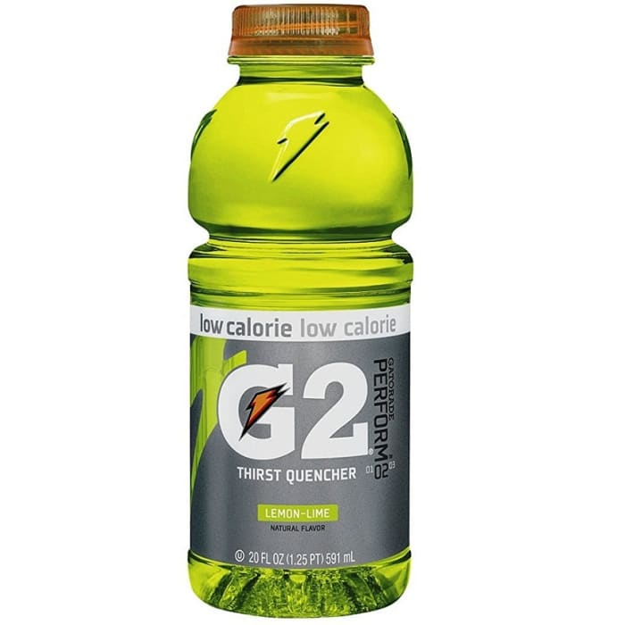 Gatorade G2 Sports Drink Lemon Lime