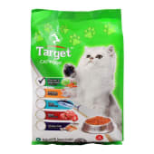TARGET CAT FOOD CHICKEN POUCH 500GM