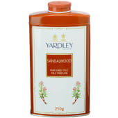 Yardley Sandalwood Perfumed Talcum Powder