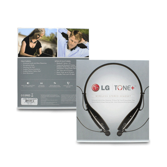 LG Tone+ Wireless Stereo Headset